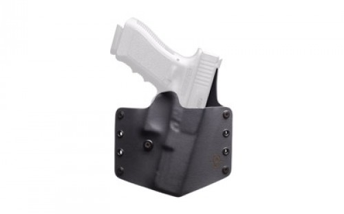 Blackpoint Tactical RH Standard OWB Holster for Glock 17/22, Black 100119