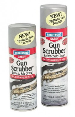 Birchwood Casey 33344 G2A13 Gun Scrub Synthetic 13oz AER
