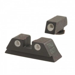 FOR GLOCK 9/357/40/45GAP TD G REAR SIGHT