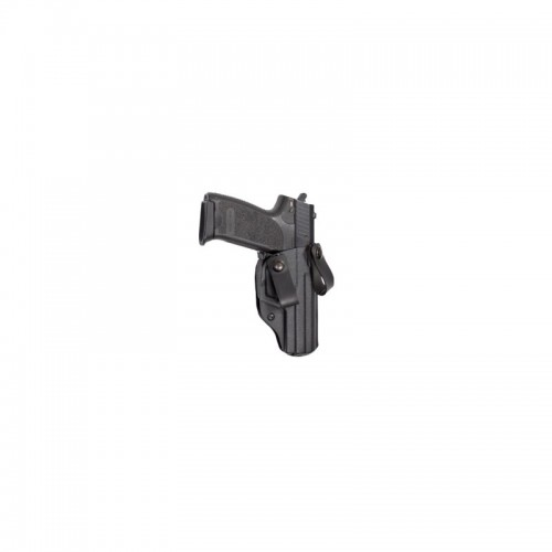 Blade-Tech Nano IWB Holster,Springfield Xdm 45 4.5in,Black,Right Hand,IWB Loops Pair HOLX000308442939