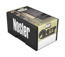 Nosler E-Tip Lead Free Rifle Bullets .22LR .224