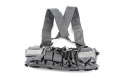 Haley Chest Rig Disruptive Gray