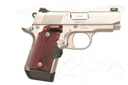 Kimber Micro 9 Stainless Semi-Auto Pistol with Crimson Trace Lasergrips