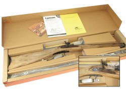 LYMAN GREAT PLAINS RIFLE KIT .54 cal Percussion 32""