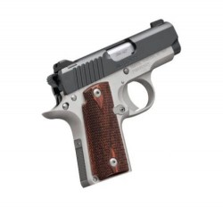 Kimber Micro 9 Two-Tone 9mm 3.15-inch 6Rd Black / Stainless