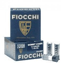 Fiocchi 9mmBLANk 9mm BLANk 50/20