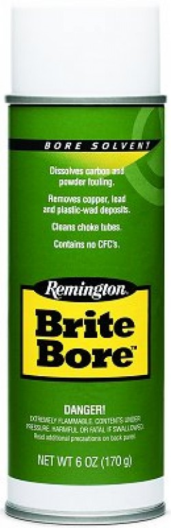 Remington BRITE Bore 6 OZ. Can 6/BOX