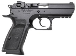 Magnum Research Baby Eagle III Black Steel 9mm 3.9-inch 16rd Semi-Compact