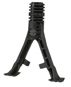 Tapco BIP90201 Intrafuse Verticle Grip Bipod Black