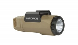 InForce APL Gen 3 400 Lumen Pistol Light Flat Dark Earth