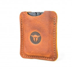TRAILBLAZER LIFECARD LEATHER SLEEVE