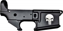 Anderson Lower AR-15 Stripped Receiver 5.56 Nato Punisher