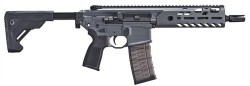 Sig Sauer MCX VIRTUS PDW Stealth Grey .300 AAC Blackout 9-inch 30Rds