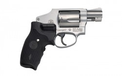 Smith Wesson J-Frame Centerfire Revolvers - Matte Black finish