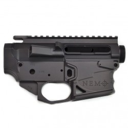 Nemo Arms NEMO BILLET UP/LOW RCVR AR MATCHED