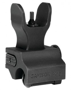 Samson QF-FFS-EXT-A2 QuickFlip Folding Front Sight - Gas Block Height