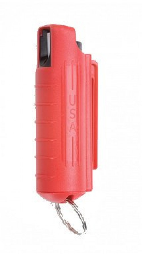 Mace Security 10% Pepper KeyCase 11gm Red