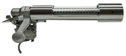 Remington Model 700 Long Action Ultra Magnum Receiver Only - Stainless Steel