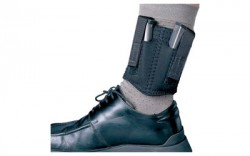 DeSantis Double Mag Ankle Holster