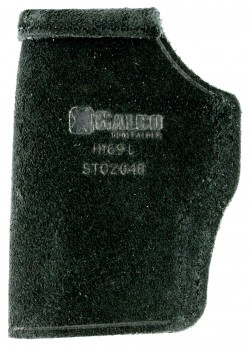 Galco Stow-N-Go Inside The Pant Holster for Walther PPK, PPKS,Black,Right STO204B