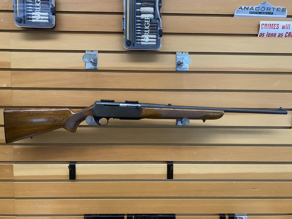 USED BROWNING BAR SAFARI 30-06 RIFLE