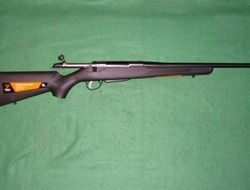 Tikka T3x Lite Bolt-Action Rifle Black .22-250REM 22in Barrel 3rds