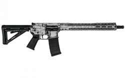 "Black Rain Ordnance SPEC15 5.56 16"" MOE Black/White"