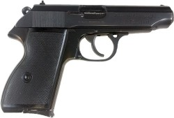 "Century Arms FEG AP-MBP .32 ACP Semi Auto Pistol 8 Rounds 3.9"" Barrel Fixed Sights Used/Surplus Black"