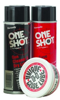 Hornady One Shot Case Lube with Dyna Glide Plus