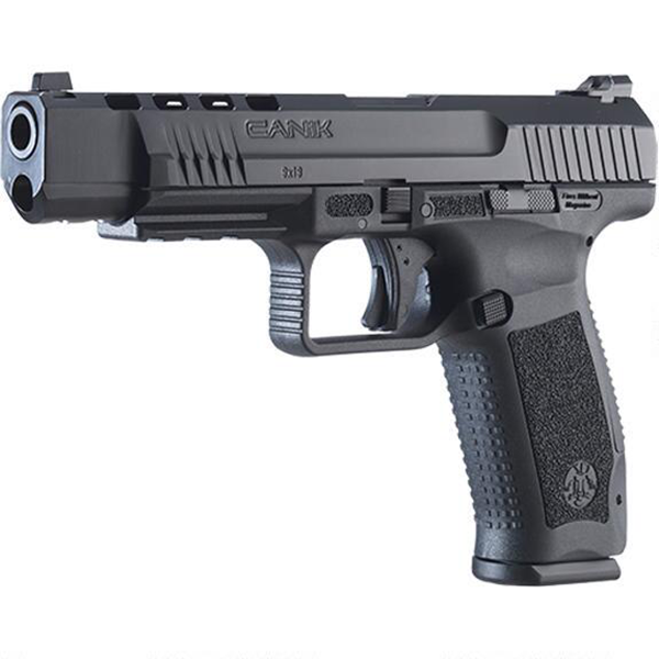 "CANIK TP9SFL 9MM 5.2"" 18RD BLACK"