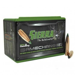 SIE 7MM 165GR GAMECHANGE TGK .284 50/BOX