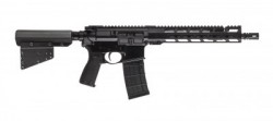Primary Weapons Systems MK111 PRO AR-15 Pistol .223 Wylde 11.85in 30rd Black 19-PM111PA1B