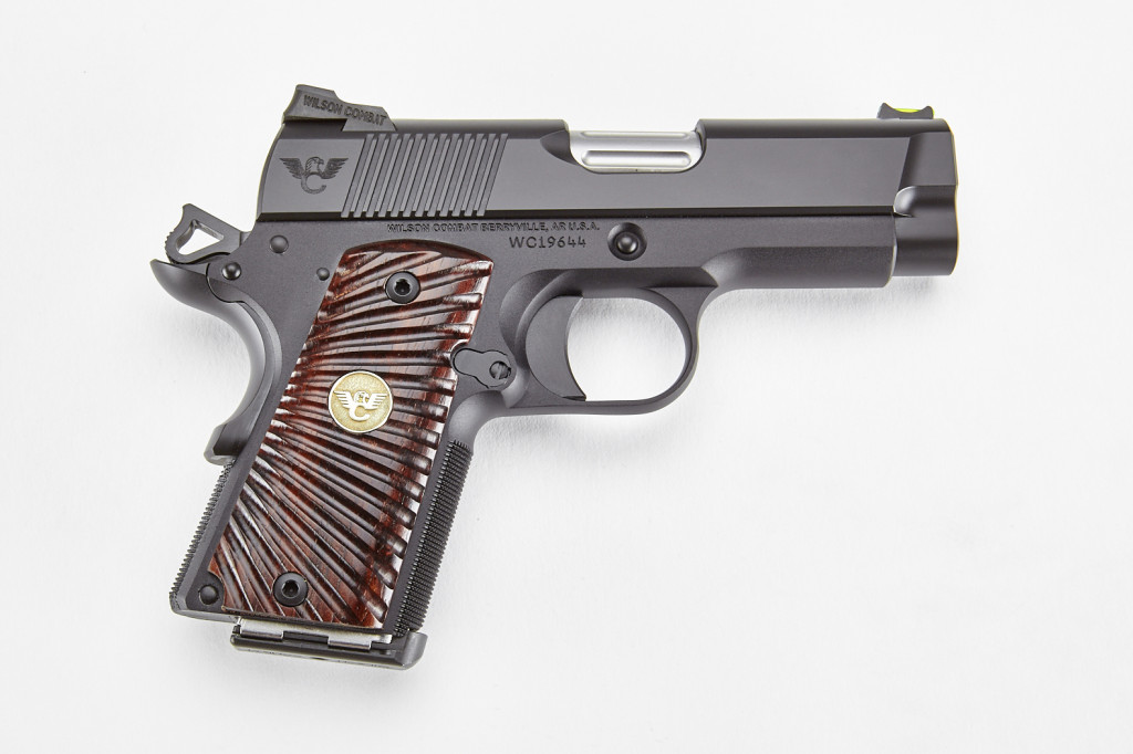 Wilson Combat Ms. Sentinel, 9mm, Black