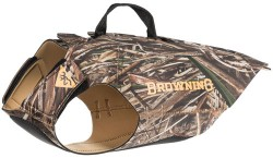 Browning Neoprene Dog Vest