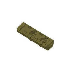 Mission First Tactical E-VOLV PC RL 2.2 inch Standard and THCK FDE