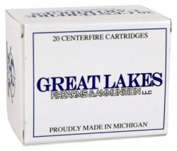 Great LAKES .45 Long Colt 250Gr. Hornady XTP 20-Pack