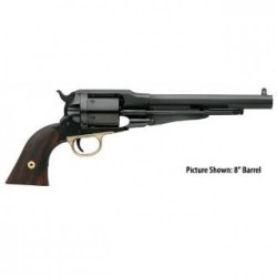 Taylors and Company 1858 Remington Conversion Black .38SPL 7.375-inch 6rd