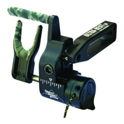 QAD Ultra-Rest Pro Lock Down Fall-Away Arrow Rest - Black