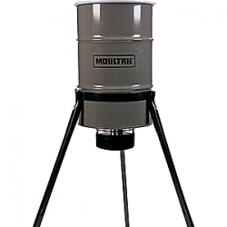 Moultrie Pro Magnum Tripod Feeder 55-Gallon