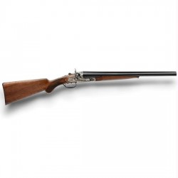 Pedersoli Wyatt Earp Side By Side 12 Gauge Shotgun 3