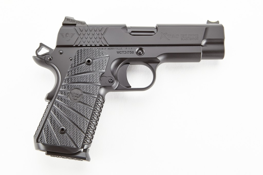 Wilson Combat X-TAC Elite, Compact, 9mm, Black Edition