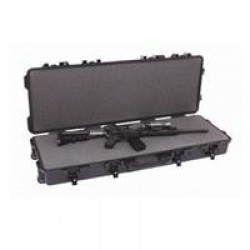 Boyt Harness H3 Full Size Tactical Rifle Case - 44x15x6in, Black