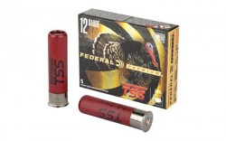 FEDERAL AMMUNITION 12 Gauge 3.5 in 2-1/2 oz #7 / #9 Shot Heavyweight TSS 5/Box