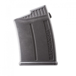 Promag Archangel 8mm Magazine for AA98 Stock Black Polymer 15/rd