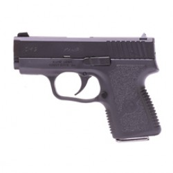 "Kahr CW380 380ACP 2.6"" Barrel  W/Combat Rear Sight 6+1 Black/Black Cerakote CW3833CB"