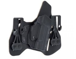 Blackhawk Tuckable Leather Pancake Holster Colt 1911 Black Right Hand 422000BK-R