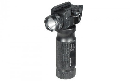 Leapers Inc. UTG New Gen Grip Light with QD Mounting Base, 400 Lumens, Black