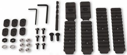 Tapco MNT90302 Intrafuse Ultimate ACC Rail Set