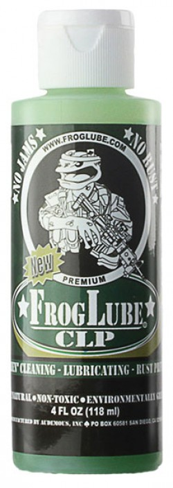 FROG LUBE LIQUID 4OZ BOTTLE