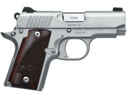 Kimber Micro 9 Stainless 9mm 3.15-inch 6Rd